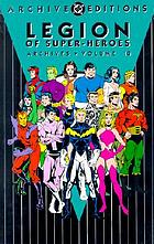 Legion of Super-Heroes archives. Volume 10.
