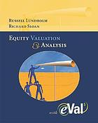 Equity valuation and analysis with eVal
