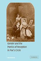 Gender and the poetics of reception in Poe's circle