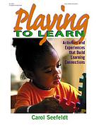 Playing to learn