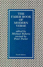 The Faber book of modern verse