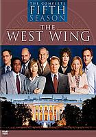 The West Wing. / The complete fifth season