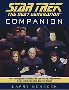 Star Trek : the next generation companion