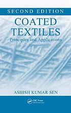 Coated textiles : principles and applications