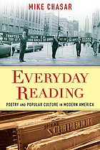 Everyday reading : poetry and popular culture in modern America