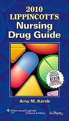 Lippincott's nursing drug guide