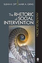 The rhetoric of social intervention : an introduction