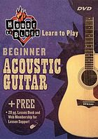 Learning acoustic guitar