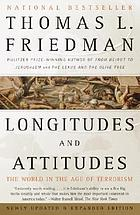 Longitudes and attitudes : the world in the age of terrorism