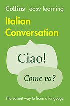 Collins easy learning Italian conversation.