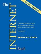 The Internet Book by Douglas Comer