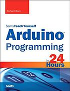 Arduino programming in 24 hours