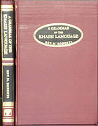 A grammar of the Khassi language