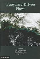 Buoyancy-Driven Flows.