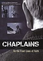 Chaplains : on the front lines of faith