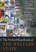The Oxford handbook of the welfare state