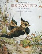 Dictionary of bird artists of the world
