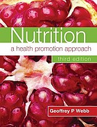 Nutrition : a health promotion approach