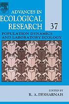 Population dynamics and laboratory ecology