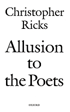 Allusion to the poets