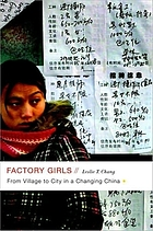 Factory girls : from village to city in a changing China