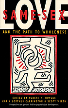Same-sex love and the path to wholeness