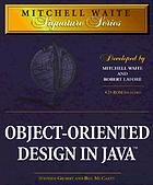 Object-oriented design in Java