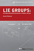 Lie groups : a problem-oriented introduction via matrix groups
