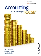 Accounting for IGCSE