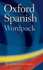 Oxford Spanish wordpack