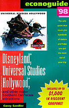 Econoguide '98--Disneyland, Universal Studios Hollywood, and other major southern California attractions
