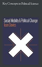 Social mobility and political change