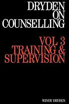 Dryden on counselling
