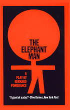 The elephant man : a play