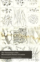 The Transactions of the Microscopical Society of London.