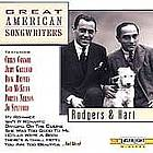 Great American songwriters-- Rodgers & Hart