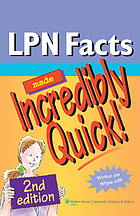 LPN facts made incredibly quick!.