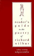 A reader's guide to the poetry of Richard Wilbur