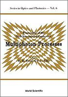 Multiphoton processes : proceedings of the 6th international conference, Université Laval, Ste. Foy, Québec, Canada, 25-30 June 1993