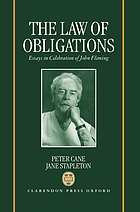 The law of obligations : essays in celebration of John Fleming
