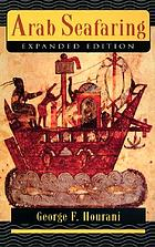 Arab Seafaring in the Indian Ocean in Ancient and Early Medieval Times cover image