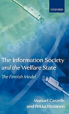 The information society and the welfare state : the Finnish model
