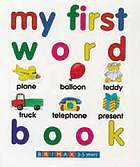 My first word book.
