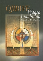 Ojibwe : waasa inaabidaa = we look in all directions