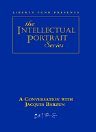 A Conversation with Jacques Barzun