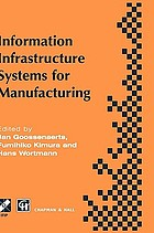 Information infrastructure systems for manufacturing : proceedings of the IFIP TC5/WG5.3/WG5.7 International Conference on the Design of Information Infrastructure Systems for Manufacturing, DIISM '96, Eindhoven, the Netherlands, 15-18 September 1996