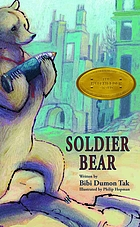 Book cover: Soldier Bear