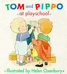 Tom and Pippo at playschool