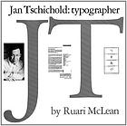 Jan Tschichold : typographer