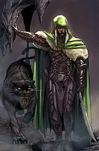 The legend of Drizzt.